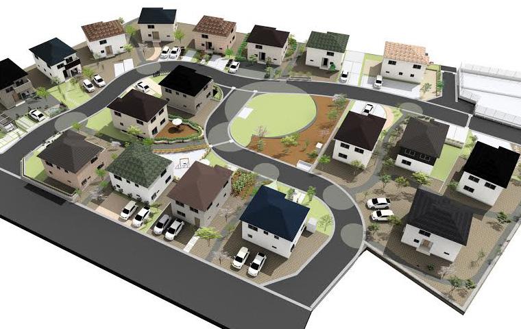 「経年良化」する街と住宅を提供