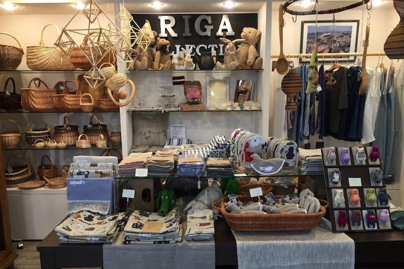 手にとるとほっこりする素朴で温かいラトビア雑貨を扱う「Riga Collection」