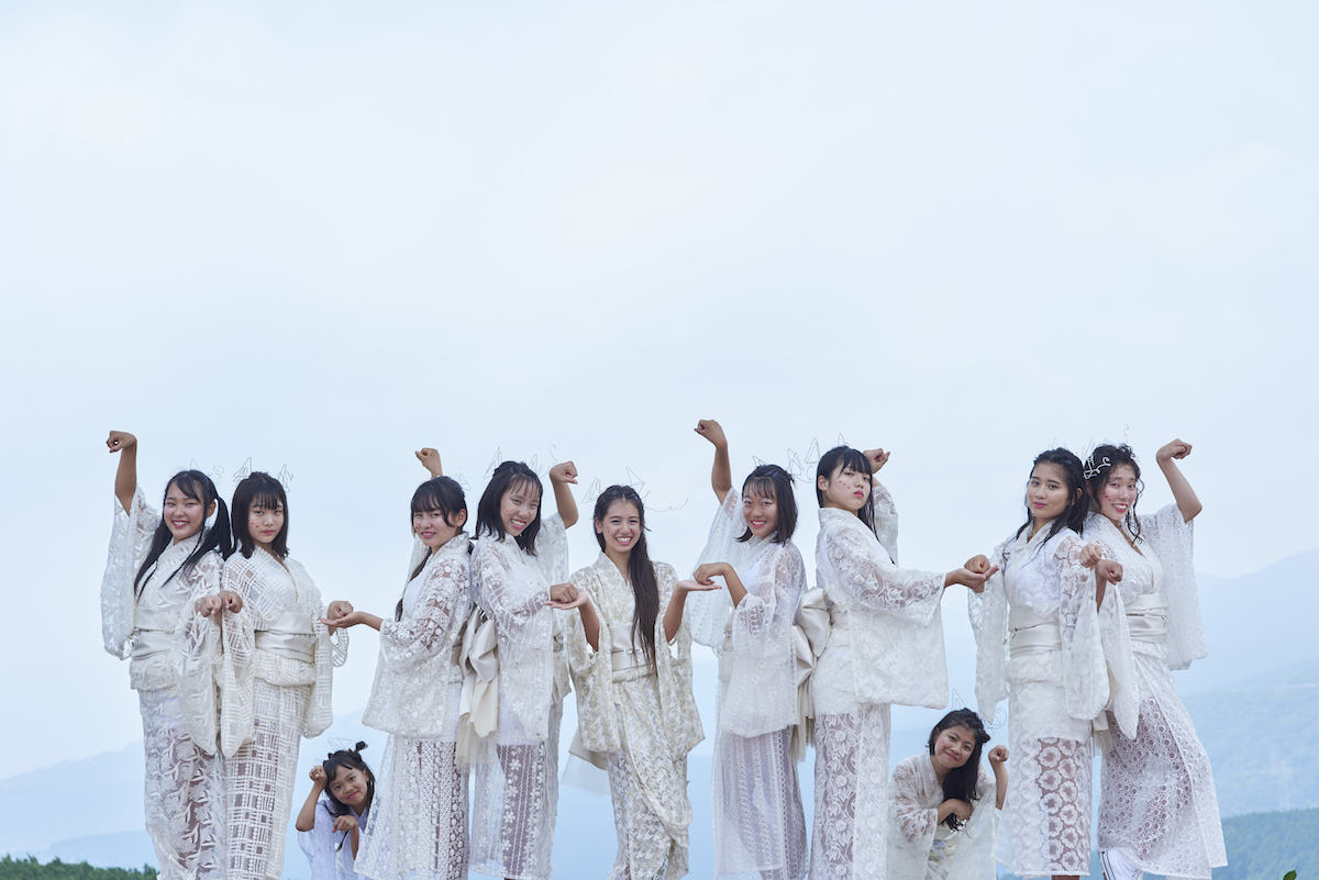 """函南町の魅力をダンスで発信する、日本初の""""道の駅アイドル"""""""